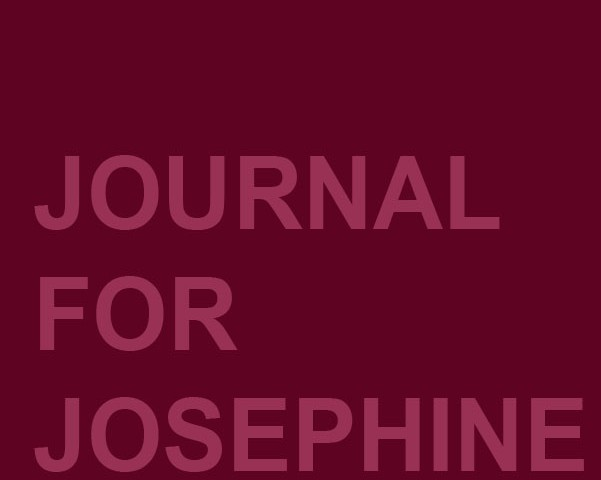 Journal for Josephine